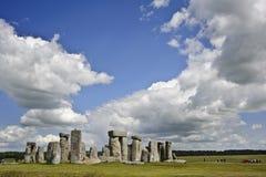 stonehenge памятника Англии megalithic Стоковое Фото