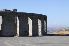 stonehenge реплики Стоковая Фотография