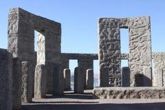 stonehenge реплики Стоковые Фото