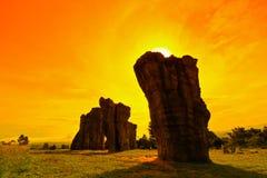 stonehenge Таиланд стоковое фото rf