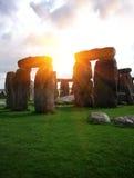 stonehenge фантазии Стоковые Фотографии RF