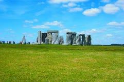 stonehenge 免版税图库摄影
