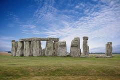 Stonehenge. United Kingdom. HDR shot Royalty Free Stock Images