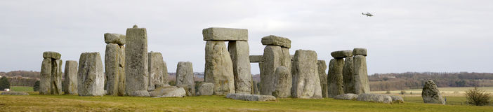 Stonehenge 2 Royalty Free Stock Photos