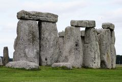 At Stonehenge Stock Images
