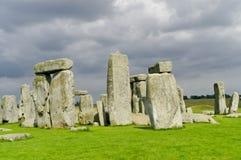 stonehenge Royaltyfri Bild
