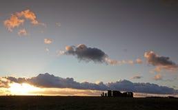 stonehenge Obraz Stock