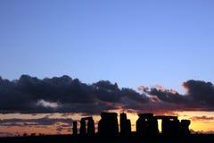 stonehenge Obraz Royalty Free
