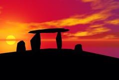 Stonehenge Royalty-vrije Stock Afbeeldingen