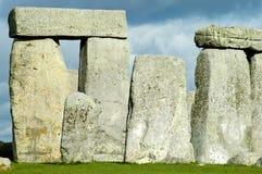 stonehenge arkivbild