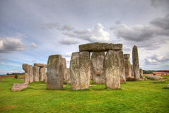 Stonehenge. An ancient monument in the heart of England UK royalty free stock images