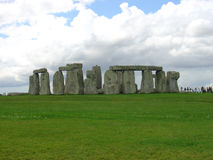 Stonehenge Royalty-vrije Stock Afbeelding