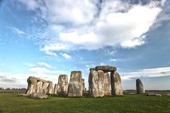 Stonehenge Fotografering för Bildbyråer