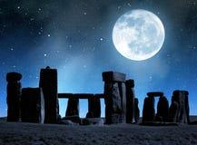Stonehenge stock foto's