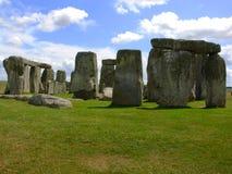 Stonehenge Immagini Stock Libere da Diritti