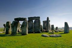 Stonehenge fotografie stock