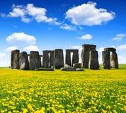 Stonehenge fotografia stock