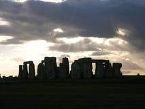 Stonehenge 4 Royalty-vrije Stock Afbeeldingen
