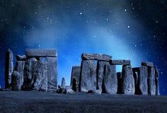stonehenge Royaltyfria Bilder