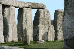 Stonehenge. A Photograph of the mystical stonehenge royalty free stock image