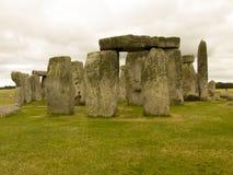 stonehenge Photo libre de droits