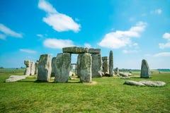 stonehenge Lizenzfreies Stockbild