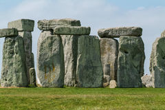 stonehenge Lizenzfreies Stockfoto