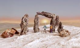 Stonehenge Fotos de archivo libres de regalías
