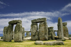 Stonehenge Photo stock