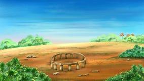 Stonehenge 02 Arkivbild