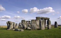 Stonehenge. The World Heritage Site of Stonehenge in England Royalty Free Stock Photography