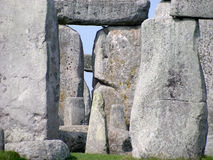 разбивочное stonehenge Стоковое Изображение