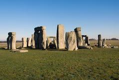 Stonehenge. The stones of Stonehenge, England, UK royalty free stock photo