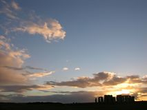 Stonehenge 8 Royalty Free Stock Images
