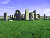 Stonehenge. Image of stonehenge on summer day Royalty Free Stock Photography