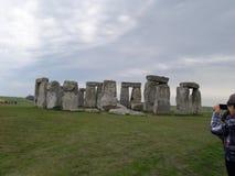 stonehenge lizenzfreie stockbilder