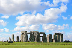 Stonehenge in the prairie royalty free stock photography