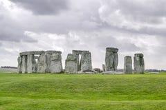 Stonehenge. The ancient Stonehenge in Salisbury, England royalty free stock images