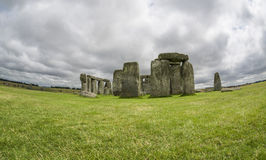 Stonehenge, Angleterre Photographie stock libre de droits