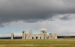 Stonehenge Angleterre R-U Photographie stock