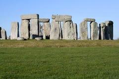 Stonehenge antico Fotografia Stock