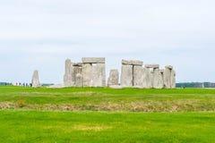 Stonehenge antiguo Fotografía de archivo libre de regalías