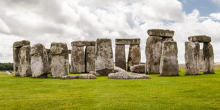 Stonehenge Archaeological Site England Royalty Free Stock Images