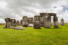 Stonehenge Archaeological Site England Royalty Free Stock Photography