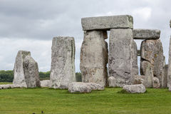 Stonehenge Archaeological Site England Stock Photos