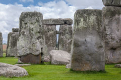 Stonehenge Archaeological Site England Royalty Free Stock Image