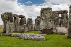 Stonehenge Archaeological Site England Royalty Free Stock Photo