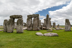 Stonehenge Archaeological Site England Stock Photos