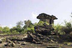 Stonehenge av Ubon, Thailand Royaltyfria Foton