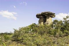 Stonehenge av Ubon, Thailand Arkivbild